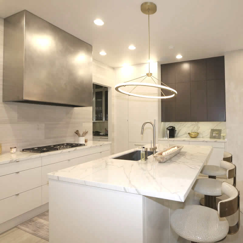 Contemporary Kitchen Bayou New Orleans